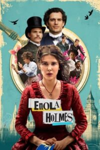 Enola Holmes (2020) Dual Audio Hindi-English x264 Esubs Bluray 480p [413MB] | 720p [1GB] mkv