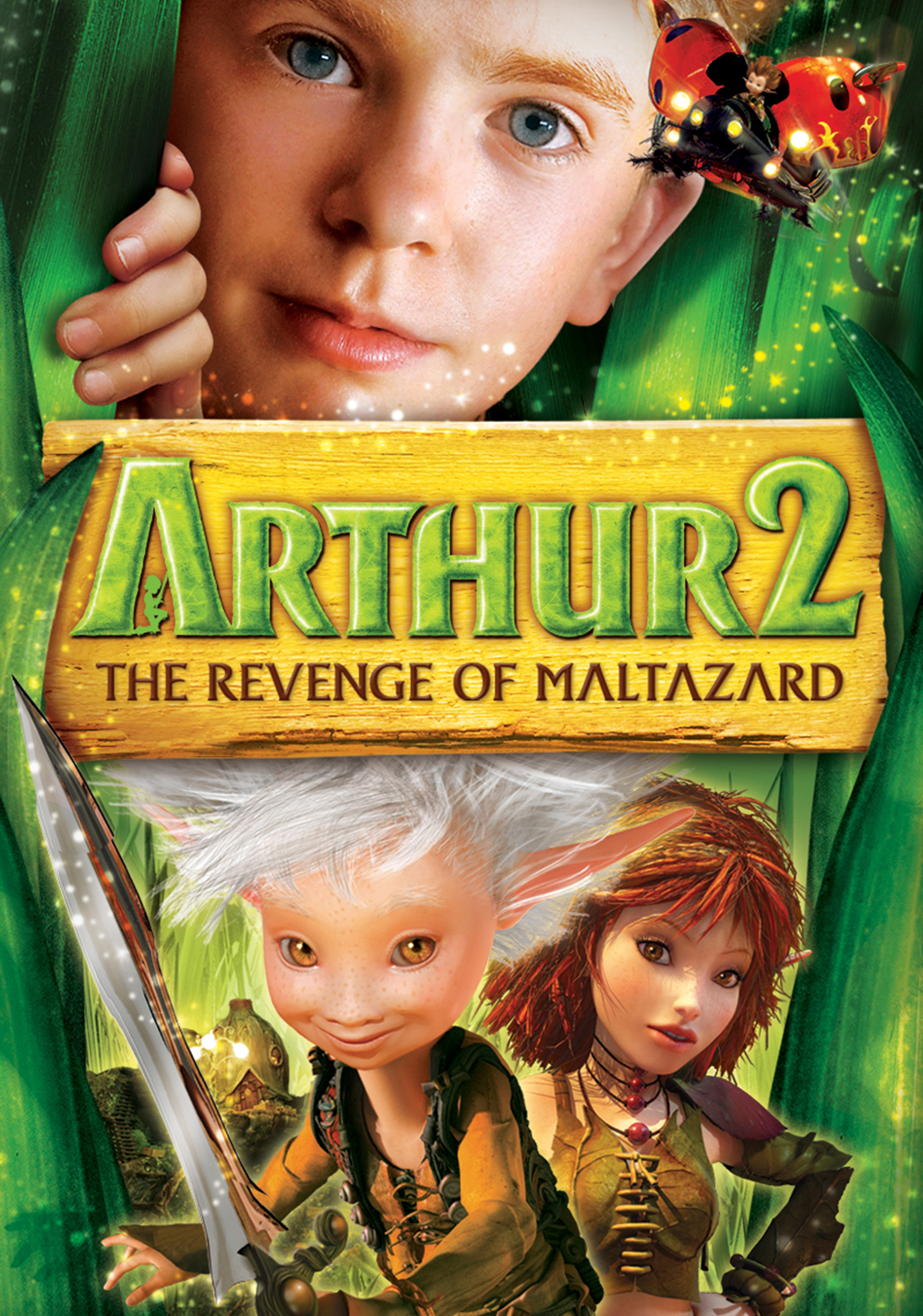 Arthur and the Revenge of Maltazard (2009) Dual Audio Hindi-English x264 Esubs Bluray 480p [451MB] | 720p [968MB] mkv