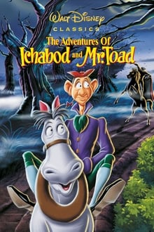 The Adventures Of Ichabod And Mr. Toad 1949 Dual Audio Hindi-English x264 Bluray 480p [222MB] | 720p [532MB] mkv