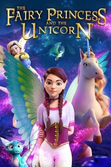 The Fairy Princess and the Unicorn (2020) English x264 WEBRip 480p [240MB] | 720p [795MB] mkv
