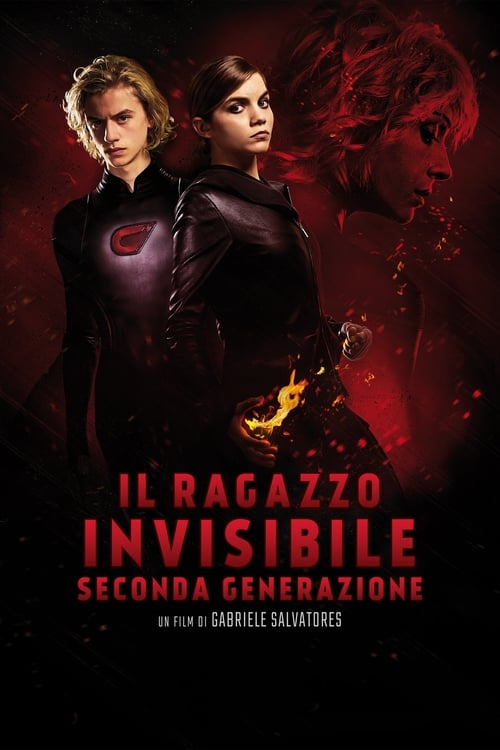 The Invisible Boy Second Generation (2018) italian (ita Subs) x264 H264 480p [285MB] | 720p [1GB] mkv