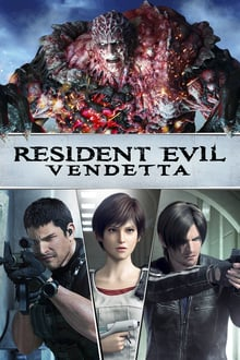 Resident Evil Vendetta (2017) Dual Audio Hindi-English Esub Bluray 480p [311MB] | 720p [849MB] | 1080p mkv