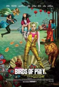 Birds of Prey (2020) x264 Dual Audio Hindi ORG-English BluRay 480p [352MB] | 720p [938MB] mkv