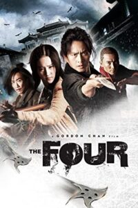 The Four 2012 Dual Audio Hindi ORG-English x264 ESubs Bluray 480p [381MB] | 720p [920MB] mkv