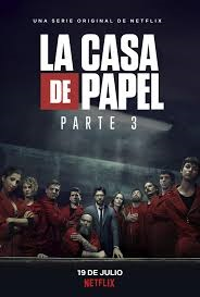 Money Heist Season 3 all Episodes Dual Audio Hindi-English x264 NF WebRip 480p 720p ESub mkv